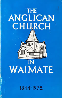 The Anglican Church in Waimate