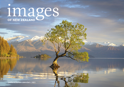 Images of NZ calendar 2021