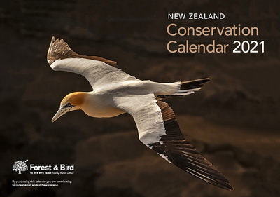 NZ Conservation calendar 2021