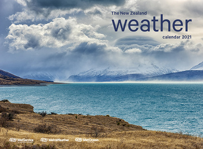 NZ Weather calendar 2021