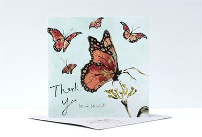 Card - Thank you lots and lots AWS070