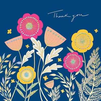 Card - Thank You LULA14
