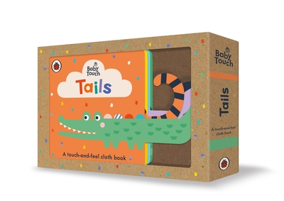 Tails Cloth Book (Baby Touch)