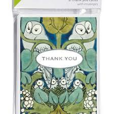 Thank You Cards - The Owl pk8 (SOC162)