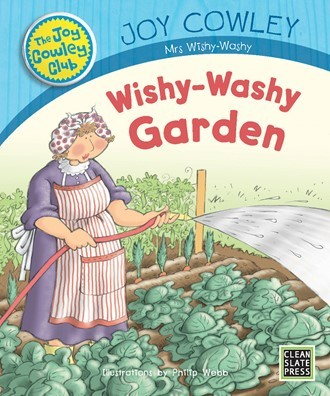 Wishy-Washy Garden