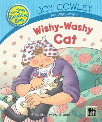 Wishy-Washy Cat