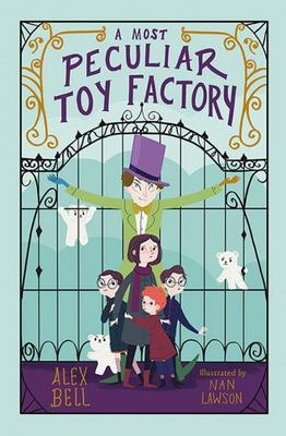 A Most Peculiar Toy Factory (Barrington Stoke 8-12)