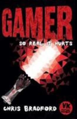 Gamer (Virtual Kombat #1) (Dyslexia Friendly)