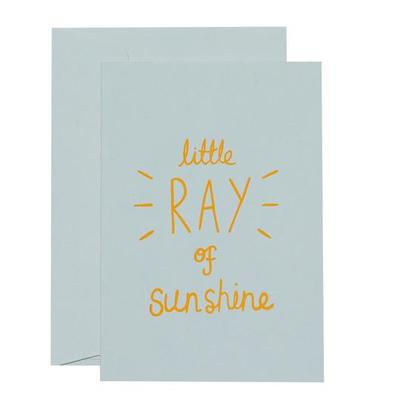 Little Ray of Sunshine card
