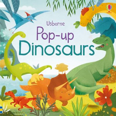 Pop-Up Dinosaurs (Usborne)