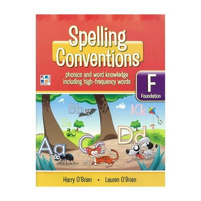 Spelling Conventions Foundation 2E - T4T