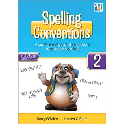 Spelling Conventions Year 2 2E - T4T