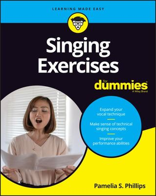 Singing Exercises for Dummies