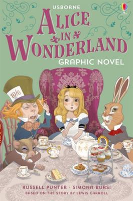 Alice in Wonderland  Usborne Graphic