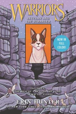 SkyClan and the Stranger (Warriors Manga Bind up)