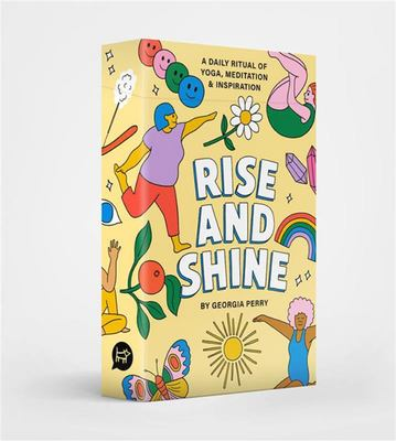 Rise and Shine: A Daily Ritual of Yoga, Meditation and Inspiration - Cards