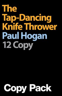 TAP DANCING KNIFE THROWER 12 COPY PACK