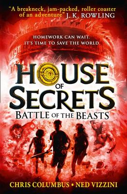 Battle of the Beasts (#2 House of Secrets)