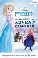 Frozen Storybook Collection: Advent Calendar (Disney)