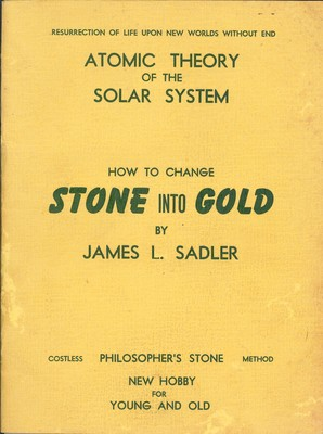 Atomic Theory of the Solar System: How to Change Stone into Gold