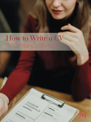 How to Write a CV