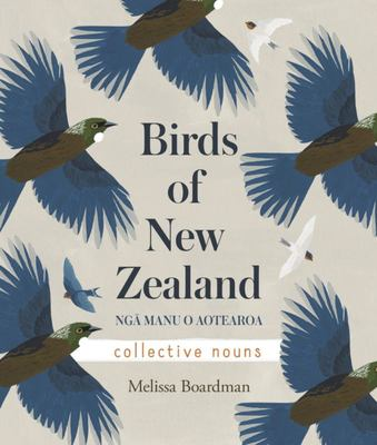 Birds of New Zealand: Collective Nouns