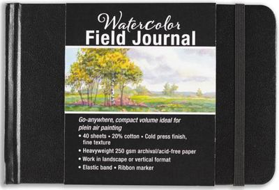 Watercolor Field Journal