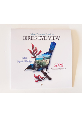 Sophie Blokker Birds Eye View 2021 Calendar