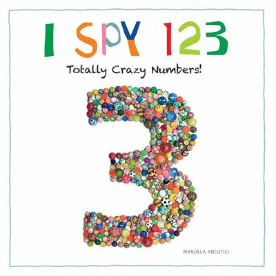 I Spy 123 - Totally Crazy Numbers!