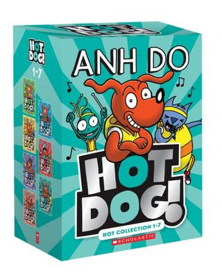 Hotdog 1-7 Box Set
