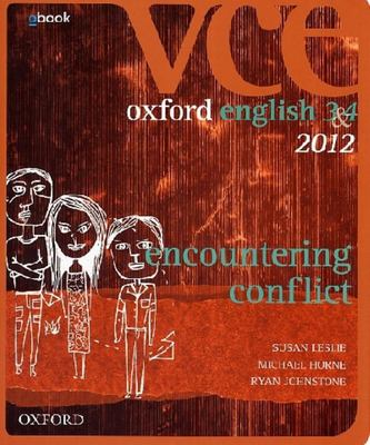 VCE 2012 - ENCOUNTERING CONFLICT TEXTBOOK + OBOOK