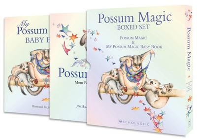 Possum Magic and Possum Magic Baby Records Book Boxset