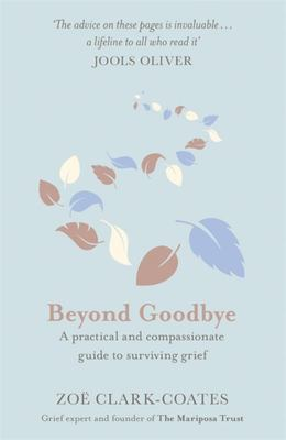 Beyond Goodbye - A Practical and Compassionate Guide to Surviving Grief, with Day-By-day Resources to Navigate a Path Through Loss