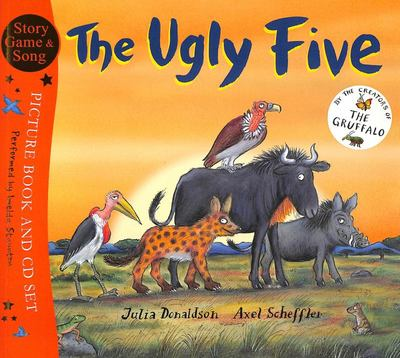 The Ugly Five (PB Book and CD)