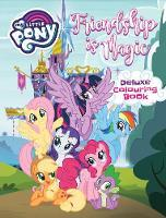 My Little Pony Deluxe Colouring Book