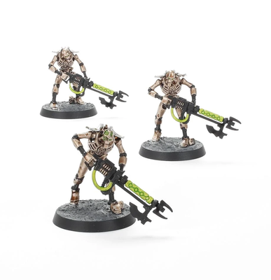 60-69 Necrons Warriors + Paint Set