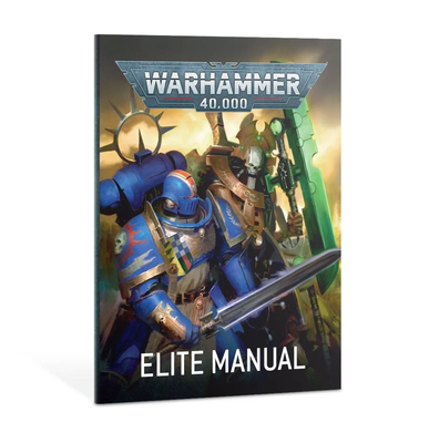 40-03 Warhammer 40,000 Elite Edition