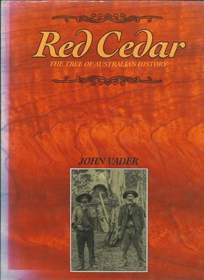 Red Cedar - Tree of History