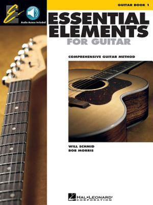 ESSENTIAL ELEMENTS FOR GUITAR BOOK 1