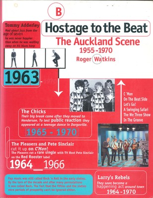 Hostage to the Beat - The Auckland Scene 1955-1970