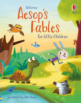 Story Collections for Little Children: Aesop's Fables for Little Children