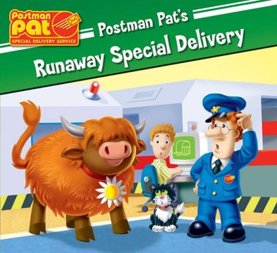 RUNAWAY SPECIAL DELIVERY POSTMAN PAT