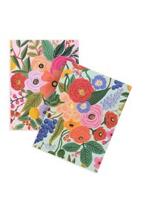 Garden Party Pocket Pack of 2 Notebooks