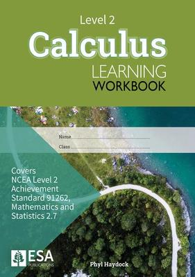 Level 2 Calculus 2.7 Learning Workbook