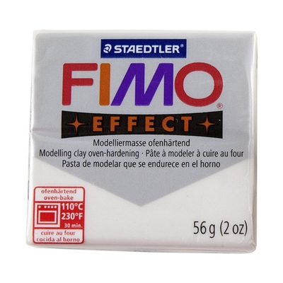 Fimo Soft Modelling Clay 57g Pearl