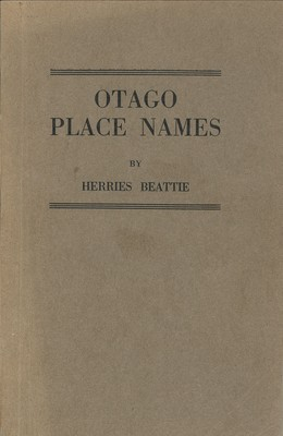 Otago Place Names