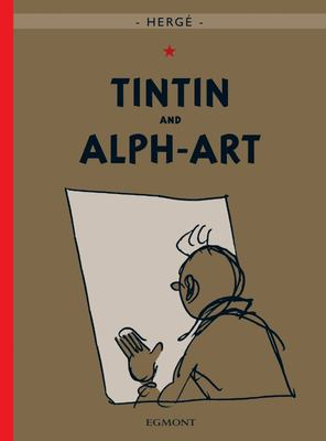 Tintin and Alph-Art (#25 HB)