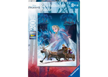 Frozen 2 The Mysterious Forest 200pcs