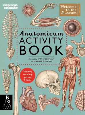 Anatomicum Activity Book (Welcome to the Museum)
