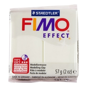 Fimo Soft Modelling Clay 57g Nightglow